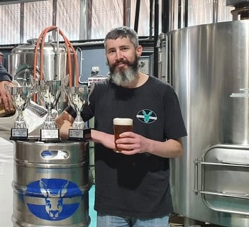 Rob Halford - Brewer for Lucky Bay Brewing